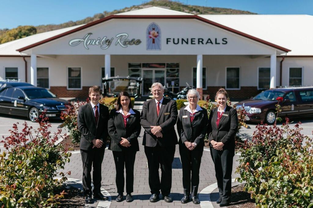 Amity Rose Funerals Team