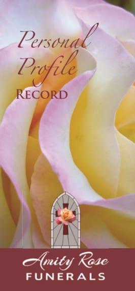 Personal Profile Record